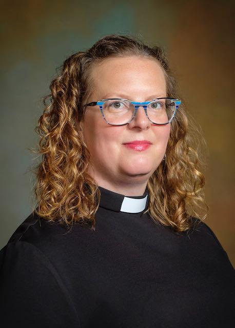 Chaplain Liz Candido